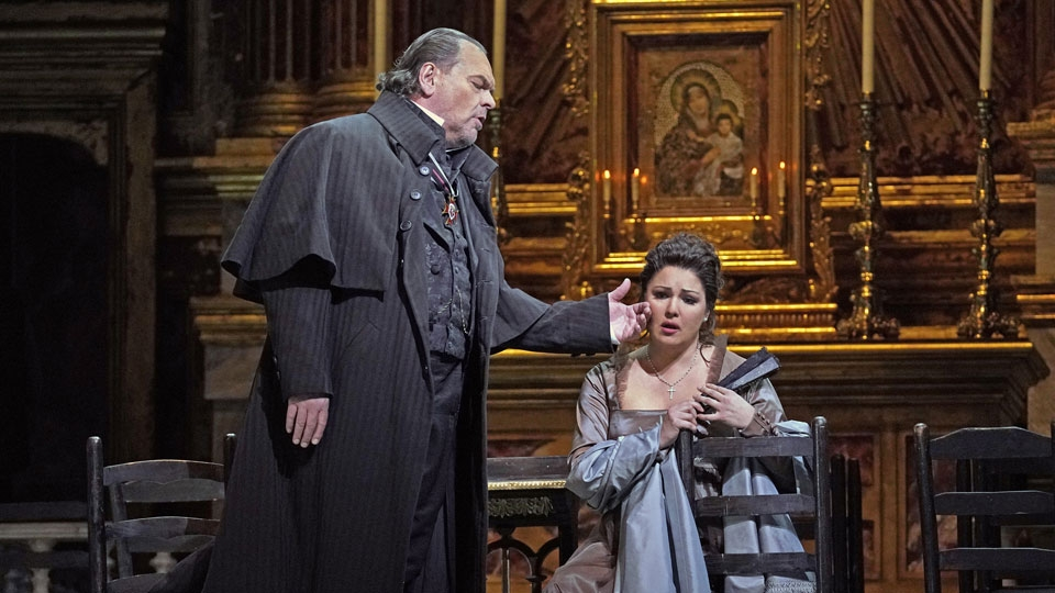 The Met Opera in HD: Tosca image 1