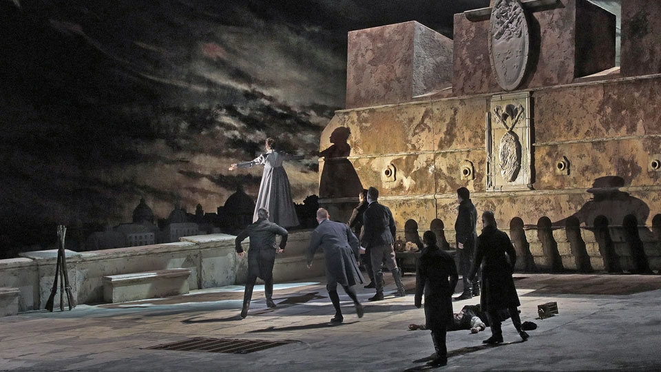 The Met Opera in HD: Tosca image 2