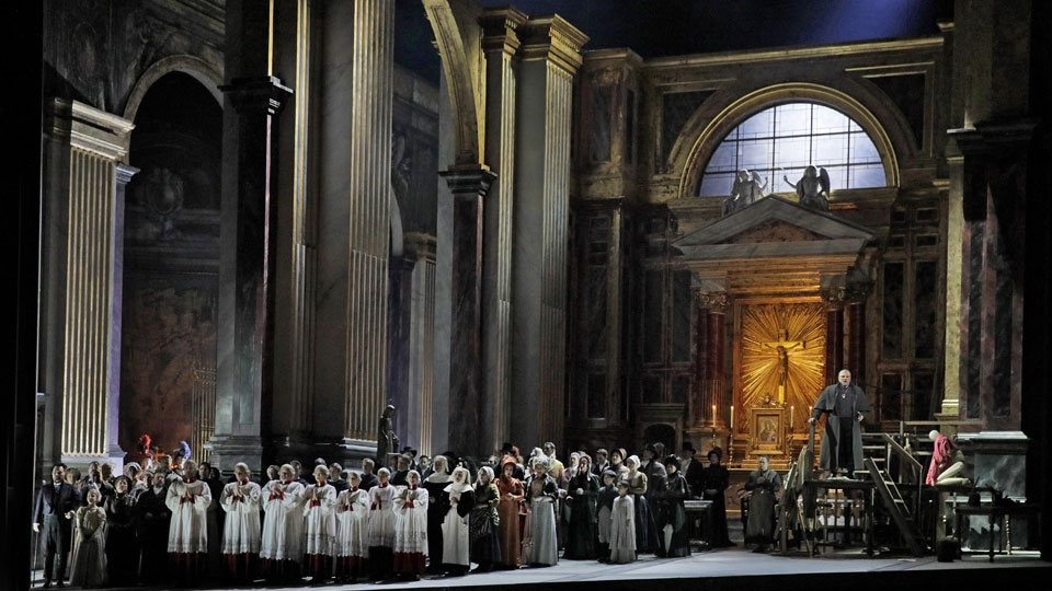 The Met Opera in HD: Tosca image 3