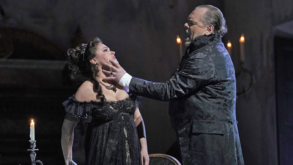 The Met Opera in HD: Tosca image 4
