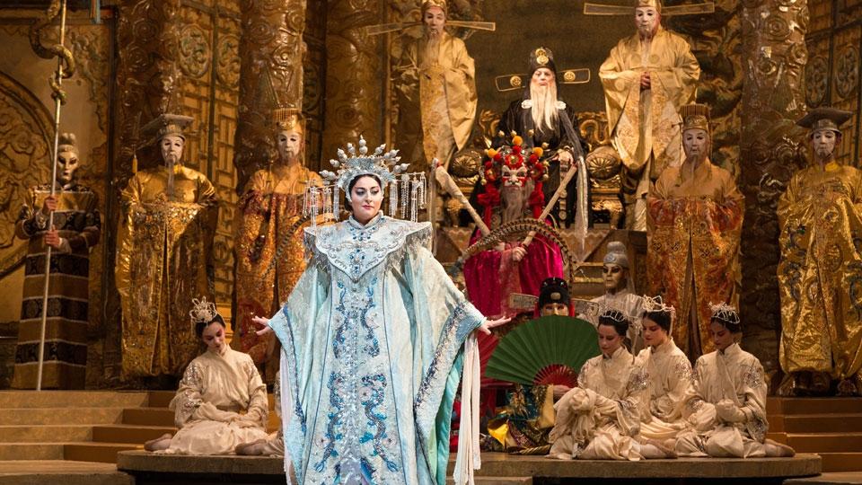 The Met Opera in HD: Turandot image 1