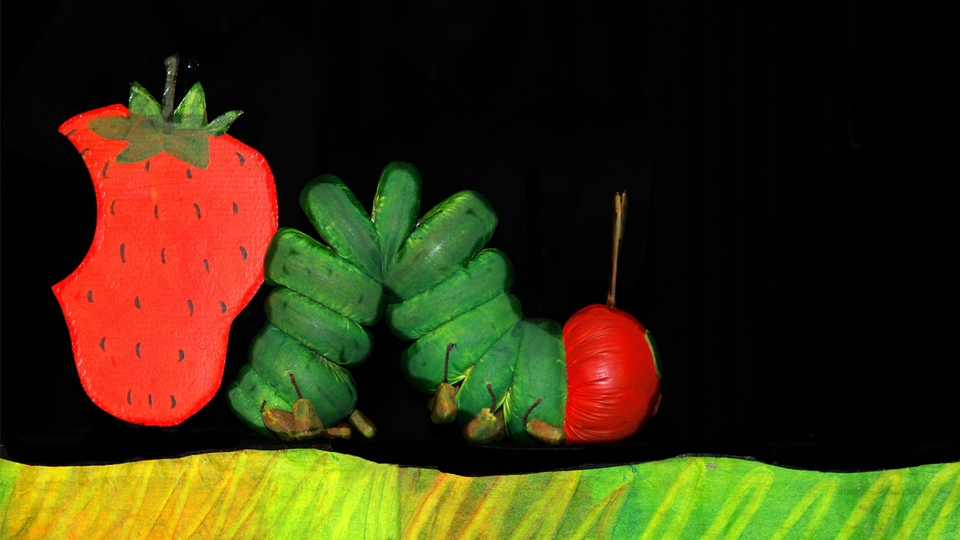 The Very Hungry Caterpillar image 3