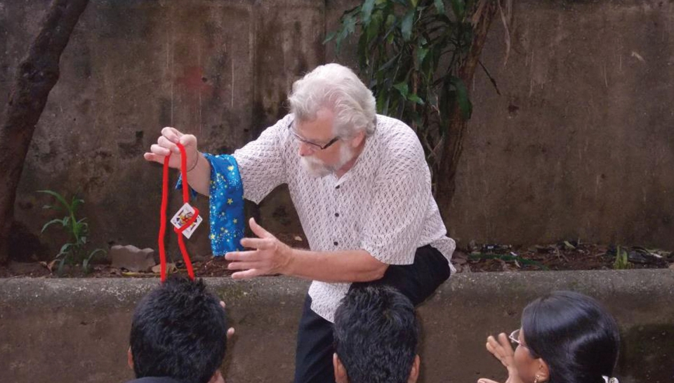 HopStop: Magician Tom Verner
