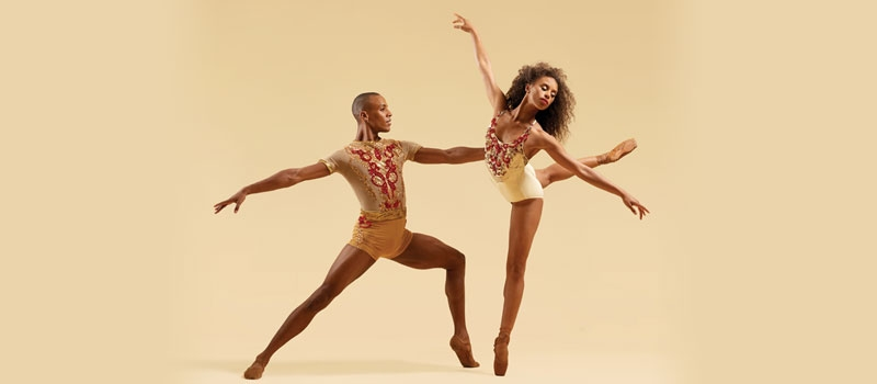 Dance Theatre of Harlem Dancers