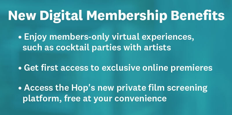 Digital Membership Benefits