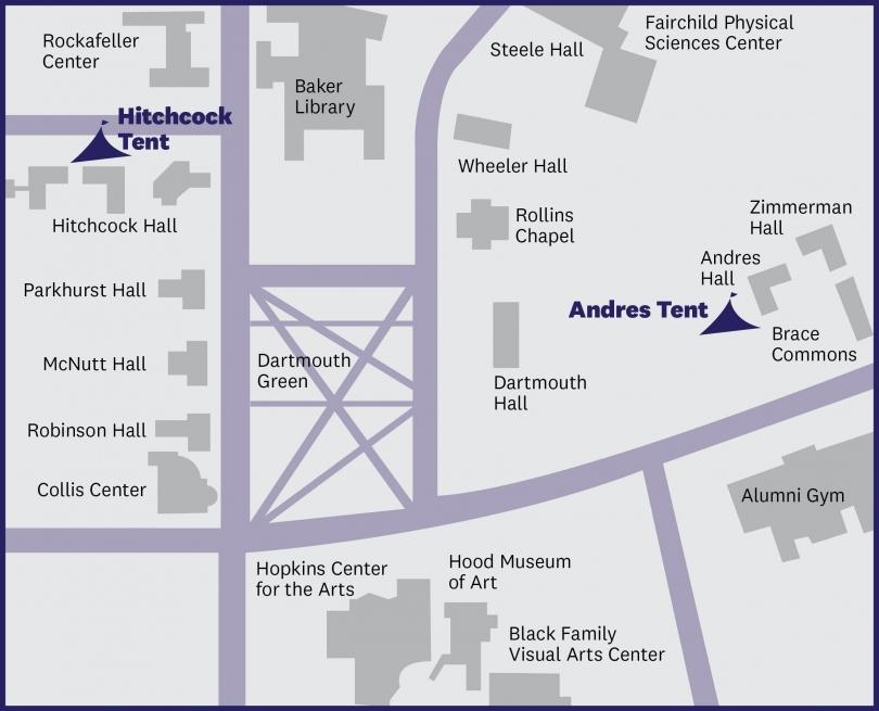 Tent Hop Map