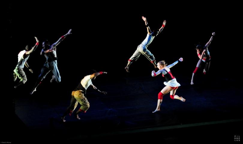 This summer, Pilobolus returns to the Hop for six performances.