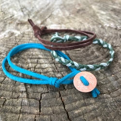 Friendship Leather Bracelets - Jewelry