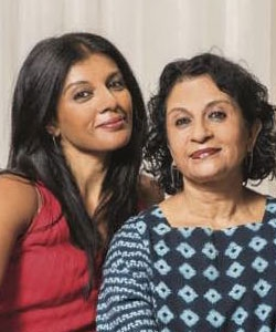 Ranee & Aparna Ramaswamy
