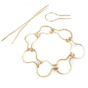 """Custom """"Cotter Pin"""" Chain - Jewelry Studio"""