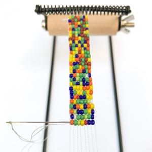 Bead Loom Bracelet - Jewelry Studio