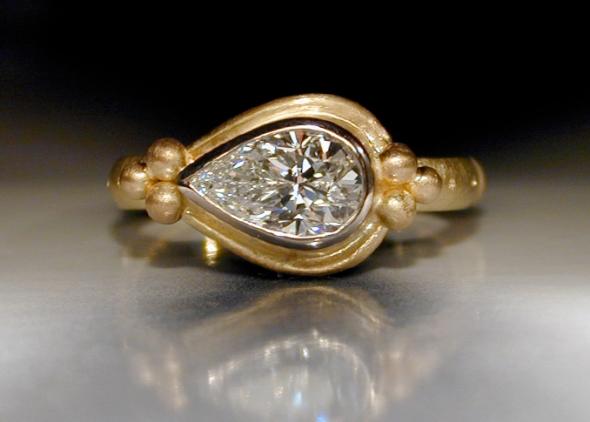 Jim Dailing Engagement Ring