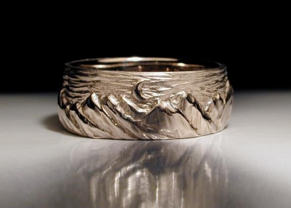 Jim Dailing Men's Ring